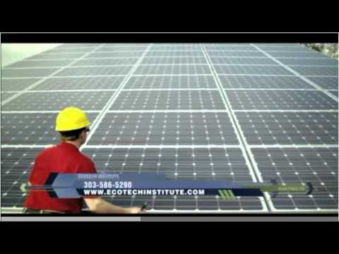 Renewable Energy Degree, Careers - Ecotech Institute - Interview KDVR Channel 13 Martino TV