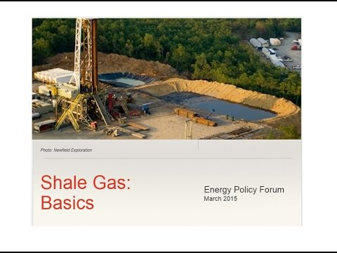 Natural Gas Industry 101 - IEEFA.org webinar