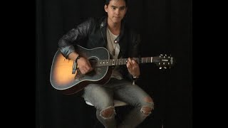 Tyler Shaw.  House of Cards (Accoustic)