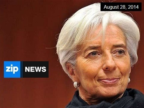IMF Head Investigated For Fraud - August 28, 2014