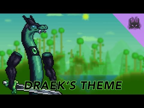 "Terraria Cosmivengeon Mod Music: ""Successor of the Jewel REDUX"" 