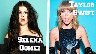 SELENA GOMEZ VS TAYLOR SWIFT 2015/2016 {VOCALS}