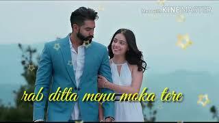 dhanbad tera meri zindgi ch aun da | romantic song | parmish verma | whatsapp status