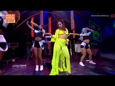 Anitta e Léo Santana - Encaixa  Anitta entrou no grupo