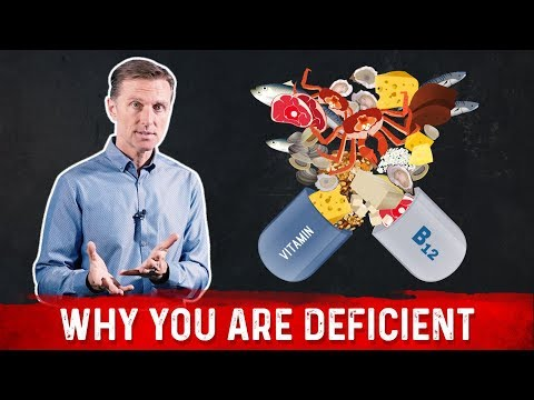 5 Reasons Why B12 is Not Being Absorbed