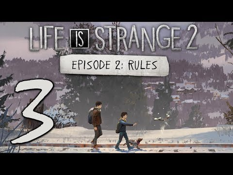 Life is Strange 2 - Episodio 2: Rules #3 - Tranquilidad - Let's Play Español || loreniitta90 thumbnail