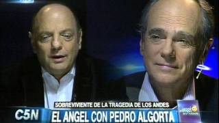 C5N - EL ANGEL DE LA MEDIANOCHE CON PEDRO ALGORTA (PARTE 1)