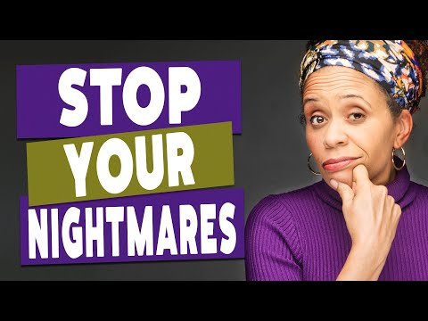 Here's How To Stop Your Nightmares - Rewrite the Script