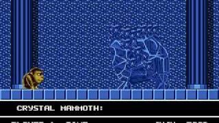 Toki Going Ape Spit (MD/Genesis) - Boss run
