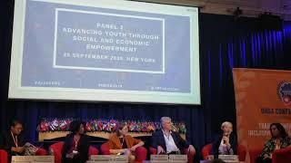 UNGA 2019 Conference