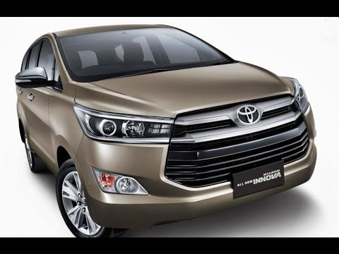 New Toyota Innova 2016 India Preview Features Interior
