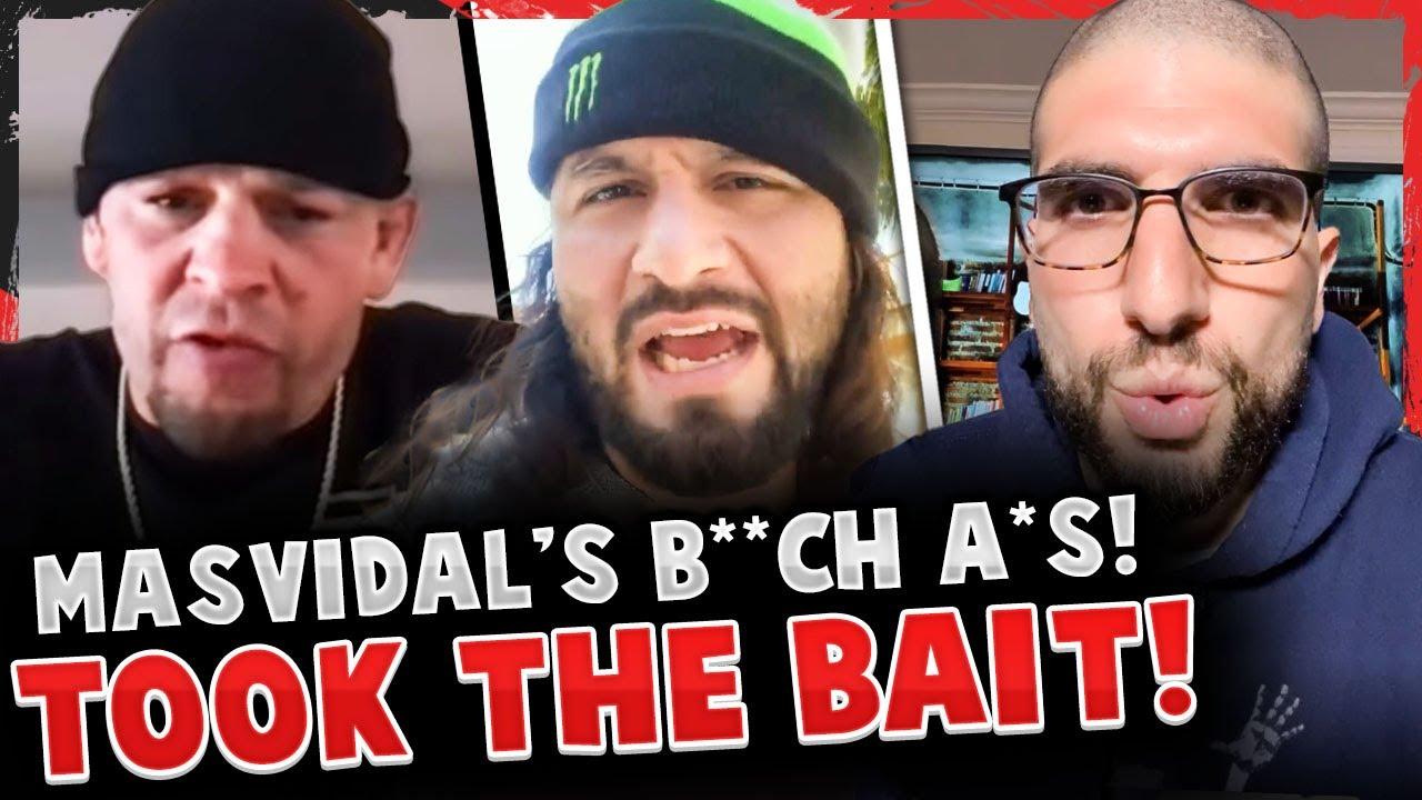 Download Nate Diaz GOES OFF on Conor McGregor & Jorge Masvidal! Ariel Helwani FIRES BACK at Belal Muhammad!