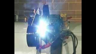 видео Автоматическая сварка магистральных трубопроводов