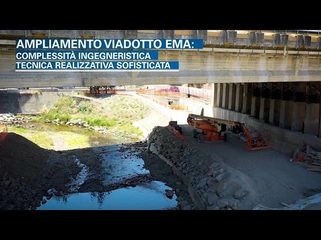 Inaugurata la terza corsia della A1 tra Firenze Sud e Incisa-Reggello