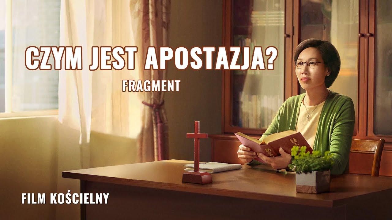 """Film ewangeliczny """"Trzymaj się z dala ode mnie"""" Klip filmowy (2)  – Przyjęcie ewangelii drugiego przyjścia Pana Jezusa i pochwycenie przed oblicze Boga"""