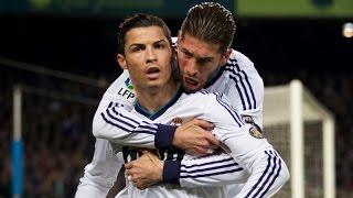 Cristiano Ronaldo - The King Of Counter Attacks