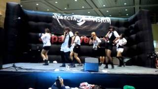 DAY DREAM DEBUT -  KPOP REMIX - JAPAN WEEKEND GRANADA 22/10/2011 part 2