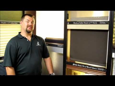 Roller & Solar Shades Explained by 3 Blind Mice Window Coverings San Diego