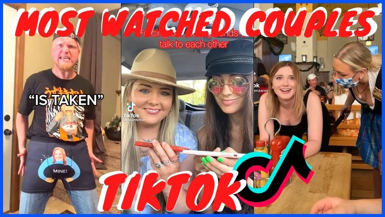 MOST WATCHED Couple Tiktok Videos