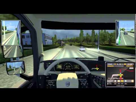 Euro Truck Simulator 2 Singlepayer - Rotterdam to London