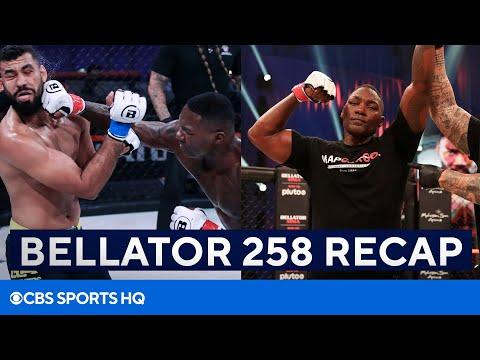 "Bellator 258 Recap: Anthony ""Rumble"" Johnson Scores HUGE KO   CBS Sports HQ"