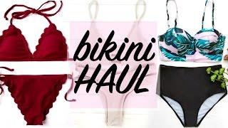 HUGE Zaful Bikini Haul! Spring Break 2017