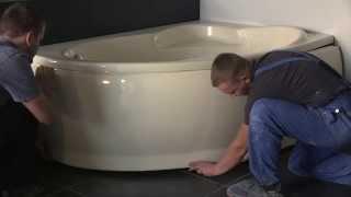 Как правильно установить ванны Vispool(Инструкция по установке ванны Vispool., 2014-07-17T11:00:06.000Z)