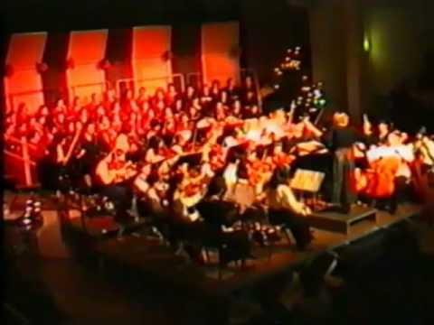 1995 FIS Christmas Concert