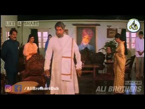 amitabh bachchan gaali version