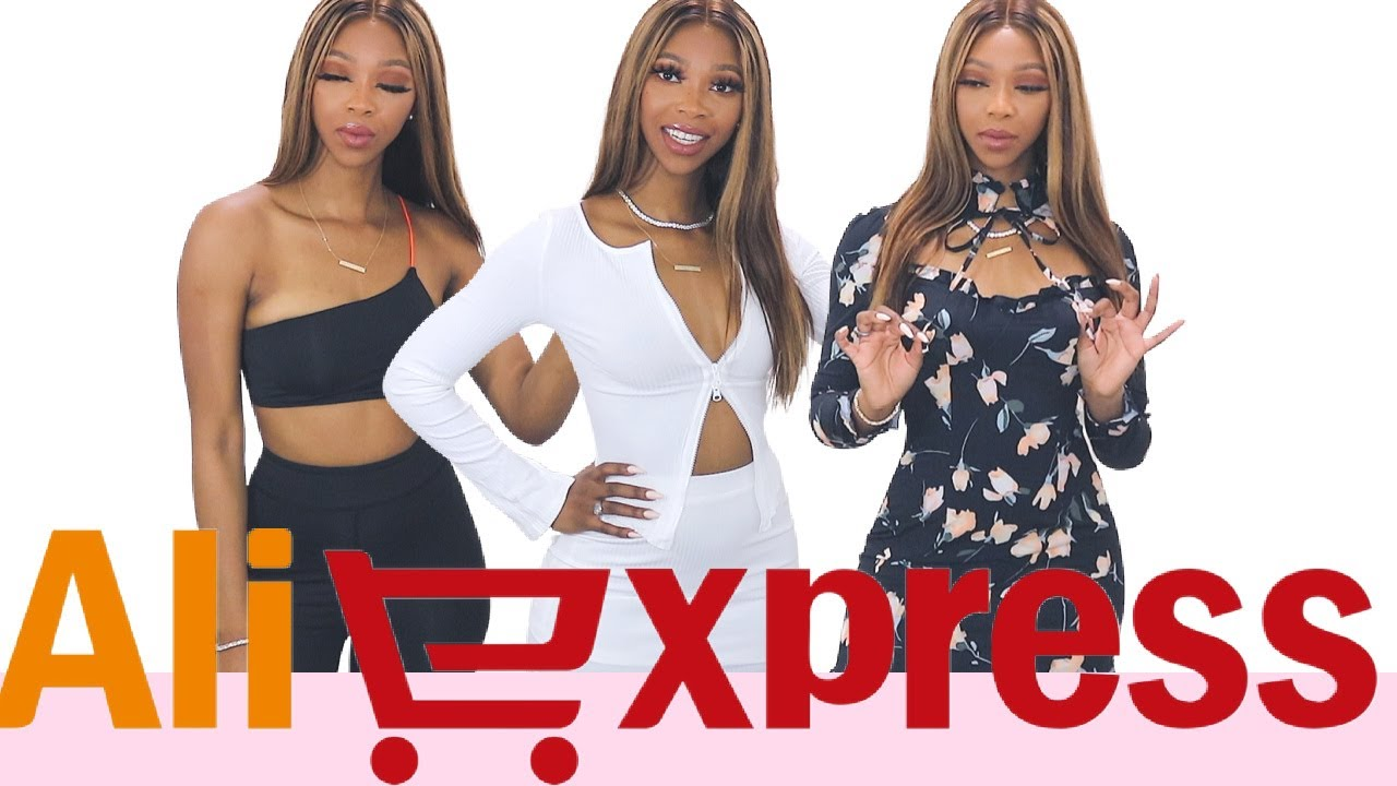 HIT OR MISS? ALIEXPRESS TRY ON HAUL 2020 - BADDIE ON A BUDGET|| PART 1|| Oluchi M.