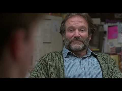When did you know she was the one for you? (Good Will Hunting)