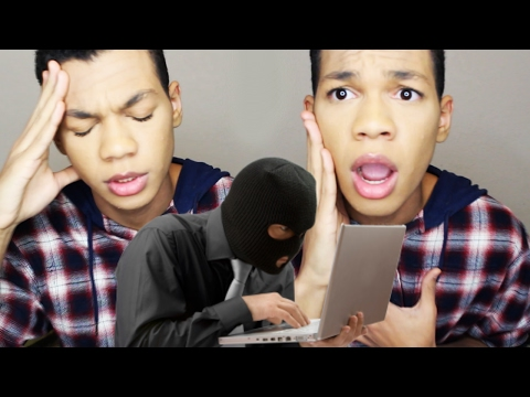 STORYTIME : HACKER STOLE MY IDENTITY + STALKED ME FOR A YEAR