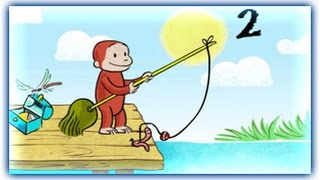 Curious George - Fishing With George - Curious George Games