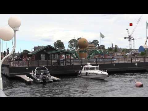 Gröna Lund 遊園地 An Amusement Park in Stockholm 2016