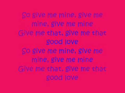 MARY J BLIGE FT TI GOOD LOVE WITH ONSCREEN LYRICS
