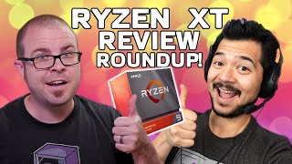 Ryzen XT CPU Review Roundup, H.266 Codec, Will They Ban TikTok? - Awesome Hardware #233