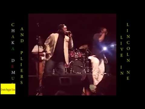 Chaka Demus and Pliers - Live in Lincoln Nebraska USA- May 15, 2015