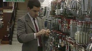 Mr. Bean im Kaufhaus