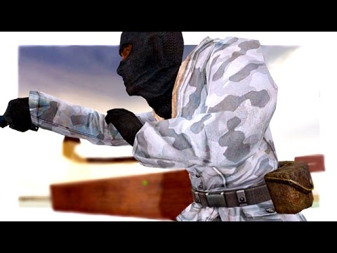 FUNNY COUNTER STRIKE MINIGAMES - BOAT BATTLES