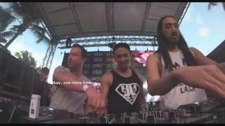 Ce que font les DJs comme Steve Aoki et Laidback Luke