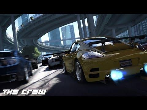 E3 Walkthrough - The Crew [NORTH AMERICA]