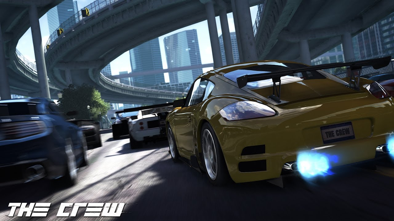 E3 Walkthrough - The Crew [NORTH AMERICA]