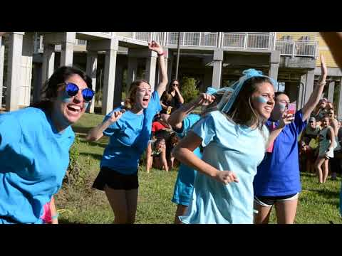 Delta Zeta Nicholls State Recruitment Video 2017