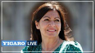 🇫🇷 Anne Hidalgo Largement Réélue à Paris Aux Municipales