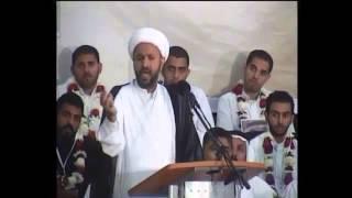 كلمة الشيخ محمد العبيدان | تأبين الشهداء بصفوى | ١٤٣٦ هـ