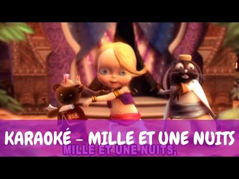 [Karaoké] Bébé Lilly - Mille Et Une Nuits