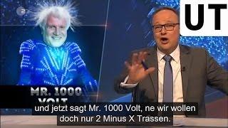 Heute-Show 27.02.15 mit selbsterstellten deutschen Untertiteln UT