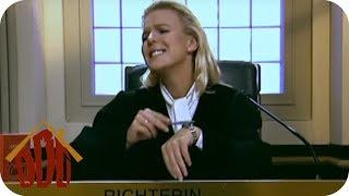 Die flotte Richterin Britta Wenzel