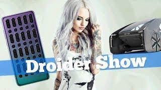Камеры Huawei P20 и Face ID для полиции | Droider Show #333