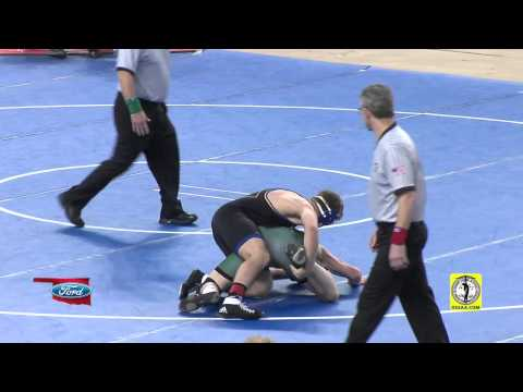 OSSAA 2015 Class 6A State Wrestling Tournament
